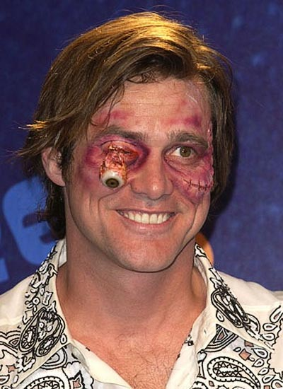 Adam's all-time hero: Jim Carrey