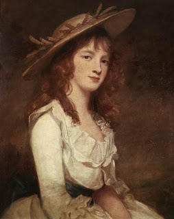 Constable was generally known for his landscapes; this portrait of Margaret, Duchess of Devon, is an excellent example of his less well-known mastery of portraiture.