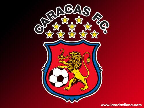 Imagenes Del Caracas Futbol Club - Dibujos de la Barra del Caracas FC Oscar Olivares