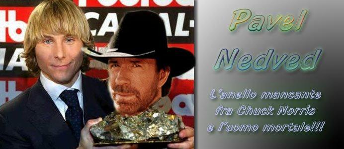 Pavel Norris (o Chuck Nedved?)