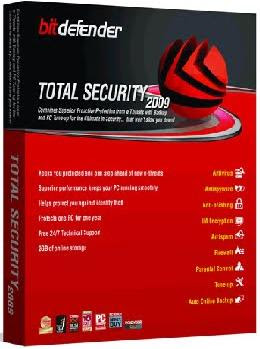 Bitdefender total internet security with license key