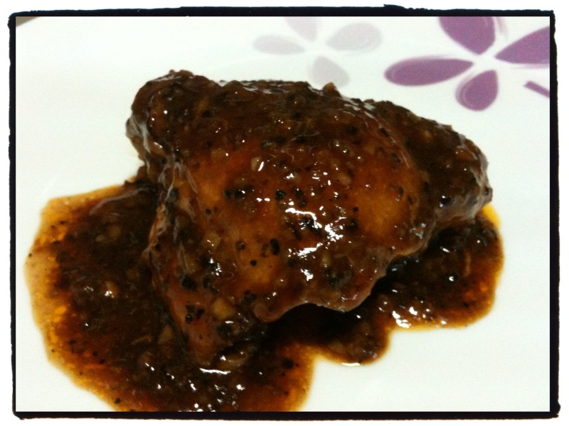 ... chicken with black pepper sauce csmonitor com black pepper chicken at