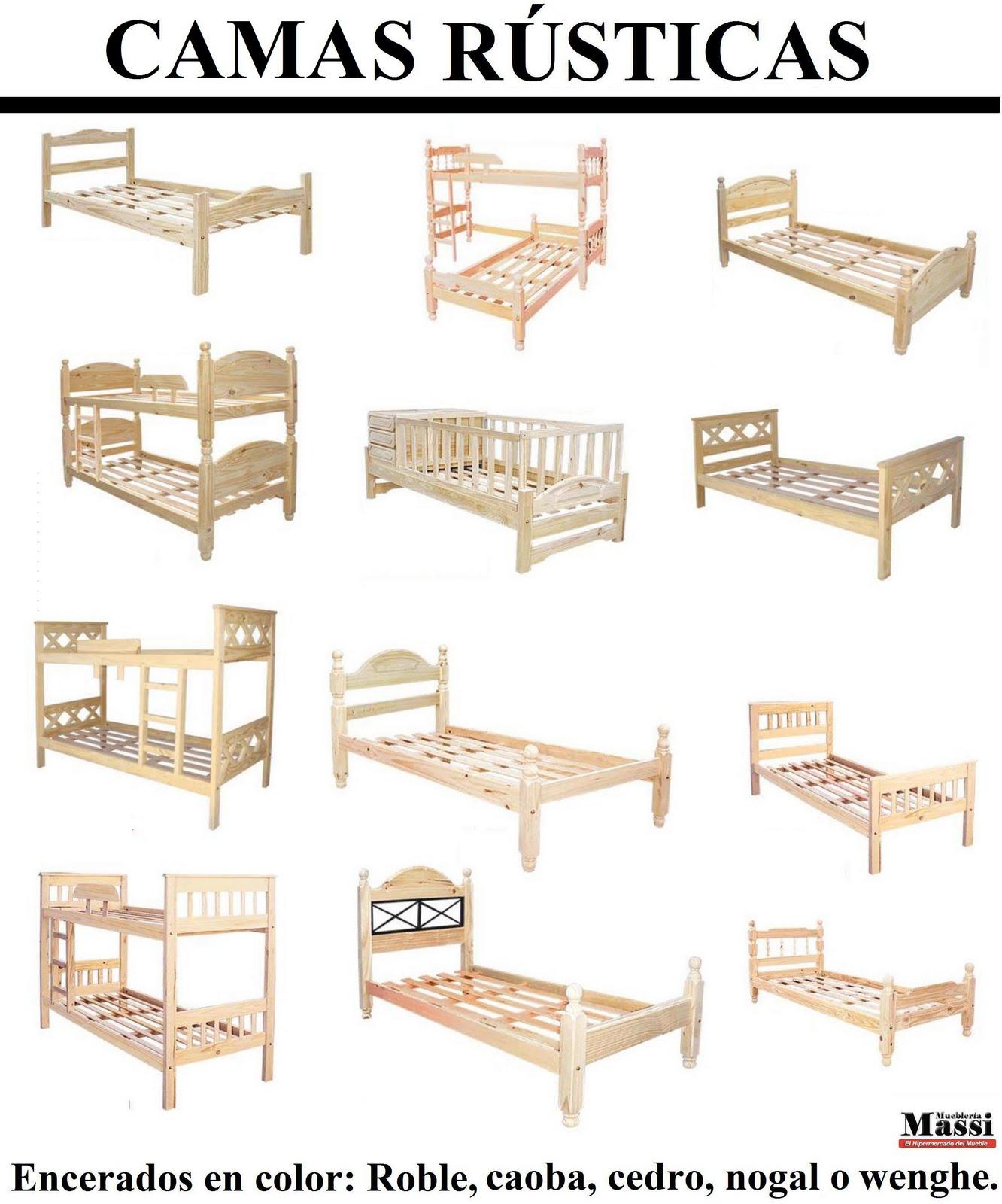 Muebles de Pino Massi!