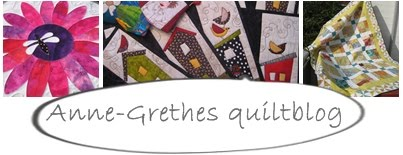 Anne-Grethes quiltblog