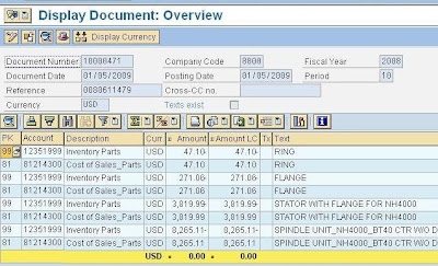 SAP Emory SAP SD Free Invoice Borne By Supplier CN - Invoice to go cost