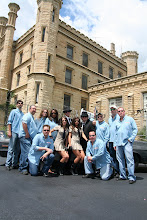 Blues Bros Rock out at the Old Joliet Prison Park