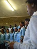 Xolelwa at Archie Mbolekwa