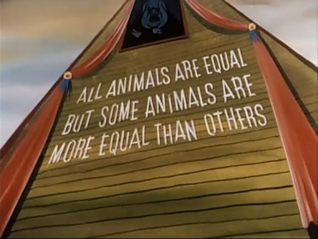 animal farm v s v for vendetta V for vendetta is a powerful, yet dense, narrative on the dangers of government control it speaks to what can happen when the government slowly erodes the personal freedoms of its citizens and.