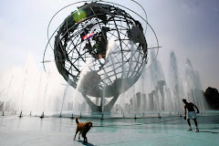 1964 World's Fair Unisphere