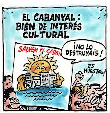 Actuación brutal de la policía valenciana