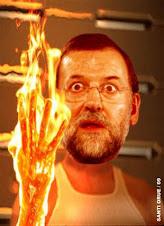 Pongo la mano en el fuego por Bárcenas