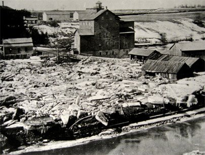 Wadsworth Mill Ice