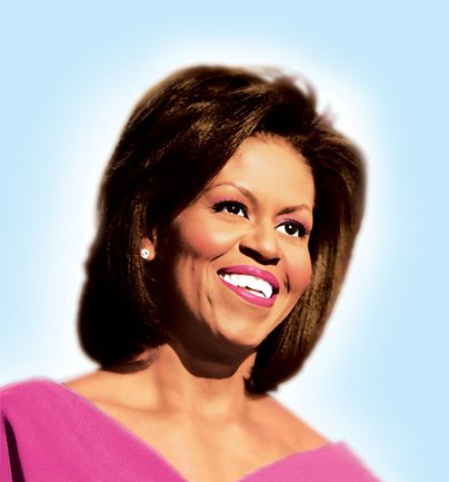 Michelle Obama Becomes a Barbie