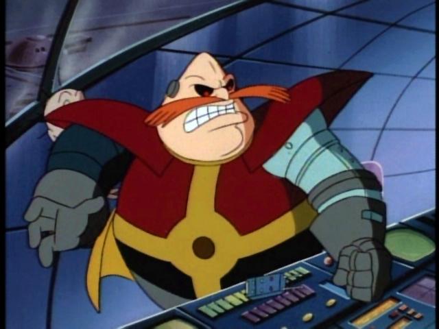 Dr Robotnik Sonic SatAm