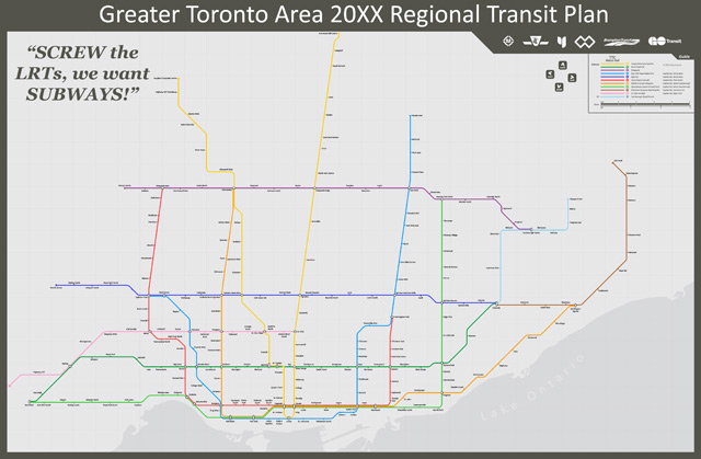 GTA TTC Fantasy Map