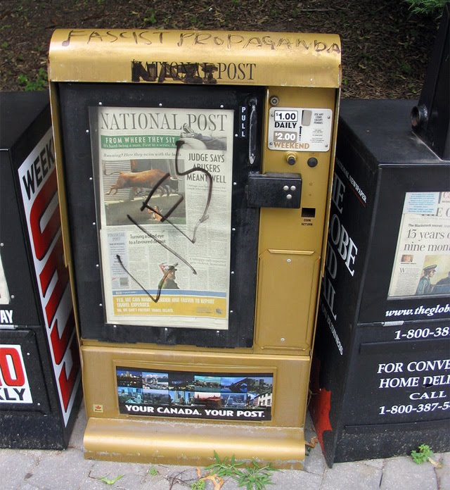 National Post Box