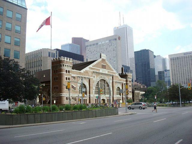 Armories University Avenue
