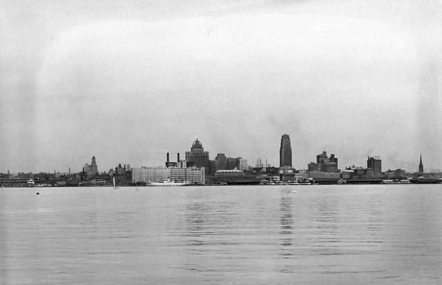 Toronto's Skyline 1930s