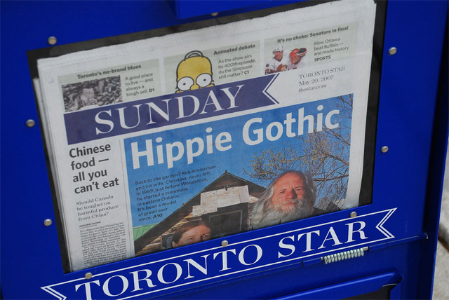 Toronto Star Newspaper