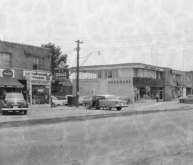 Islington and Bloor 1958 Pizza Pizza
