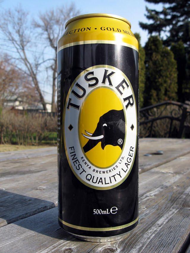 Tusker Kenya Beer