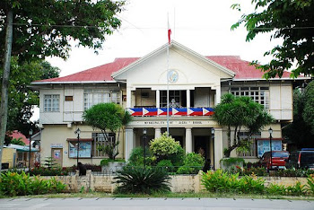 Jagna Municipal Hall