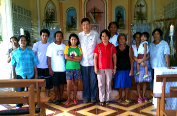 Parishioners of Cantagay