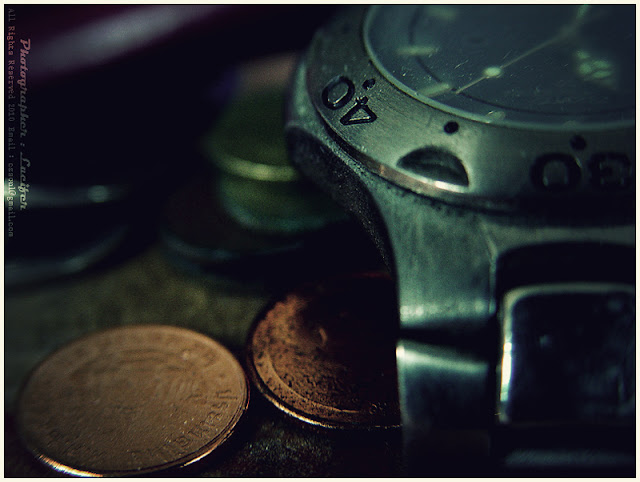 Camera Photo Watches Coin Time