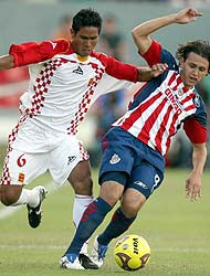The Chivas, Mexico�s soccer