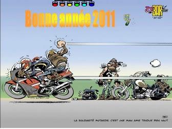bonne annee 2011 - chez BM77