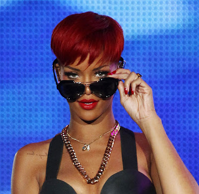 rihanna red hair now. rihanna red hair now.