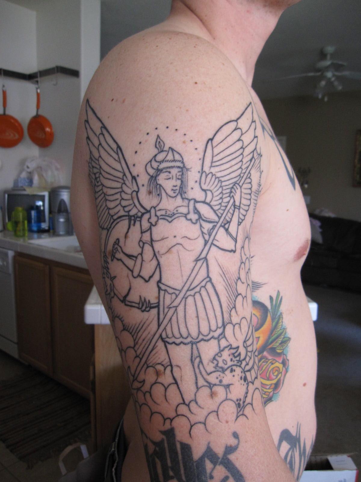Best Tattoos Ever Seen Eminem Chest Tattoo
