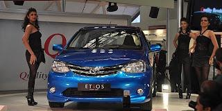Toyota Etios Di Luncurkan