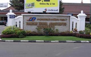 Bandar Udara Adisutjipto Yogyakarta Dibuka Lagi