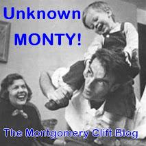Las fotos más personales y poco conocidas de Montgomery Clift