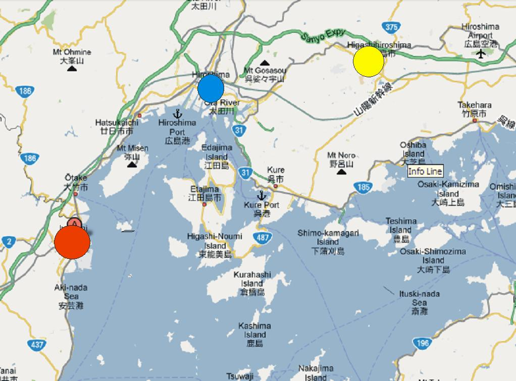 Iwakuni japan zip code