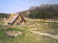 里山園の作業小屋