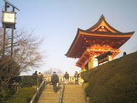 清水寺への階段