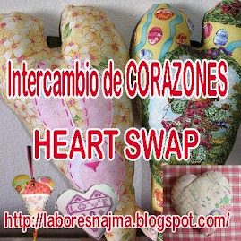 Swap corazones- Heart swap