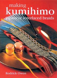 Disco kumihimo (tecnica Japonesa para hacer cordon Libro+kumihido+najma