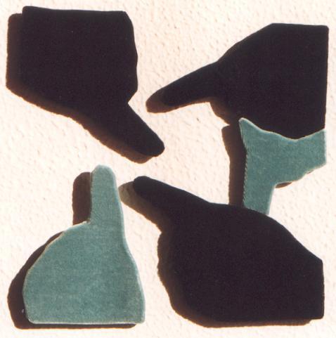 """Celso Vitelli, """"Siga Nesta"""", 1997."""