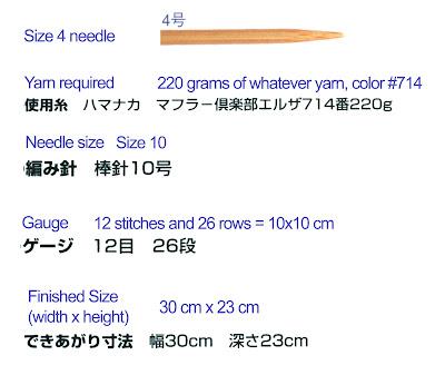 Fleegles Blog Japanese Knitting Symbol Primer