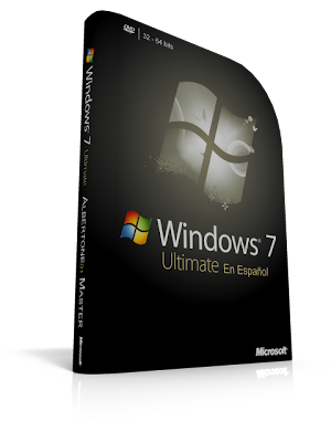 Windows 7 ultimate en español 1 link (32 y 64 bit) mas activador!!