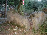 Dolmen de la Casanova de can Serra