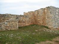 Muralla ibèrica de Montgròs