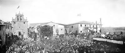 Plaça Verdaguer 1908