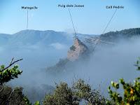 Puig dels Jueus i Coll Pedrís