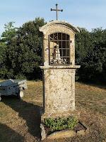 Pedró de la Mare de Déu de Montserrat a Sant Julià d'Úixols