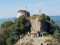 Revoltant el Castell per la banda est