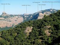 Vista des dels Alts de la Pepa